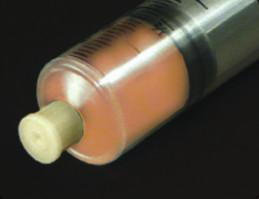 Колпачки для шприцев типа Luer и Luer Lock, стерильные, (в коробке 50 шт)